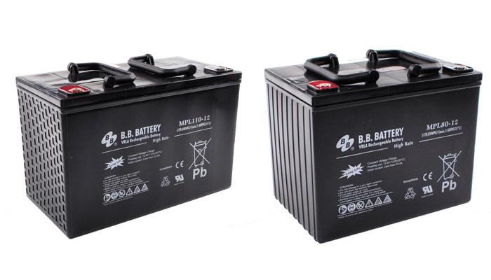 B.B. Battery MPL