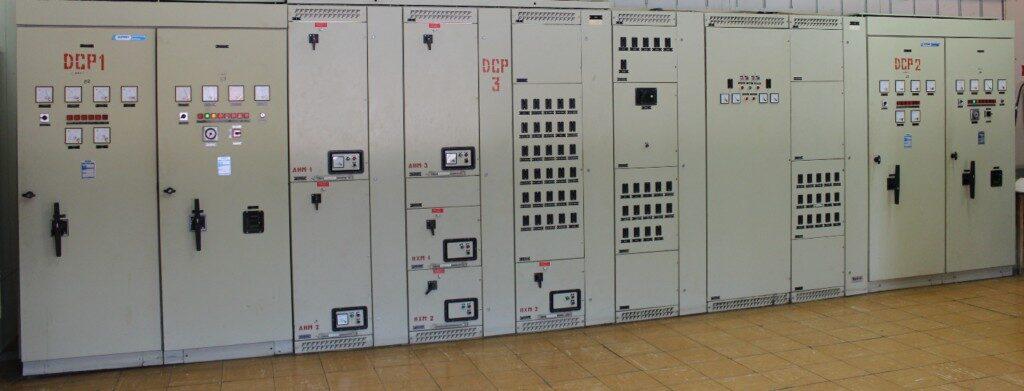 Щиты постоянного тока